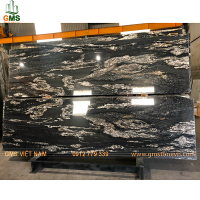 đá granite tự nhiên màu đen